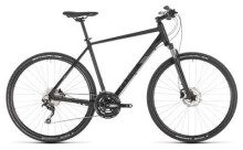 Crossbike Cube Nature EXC black´n´grey