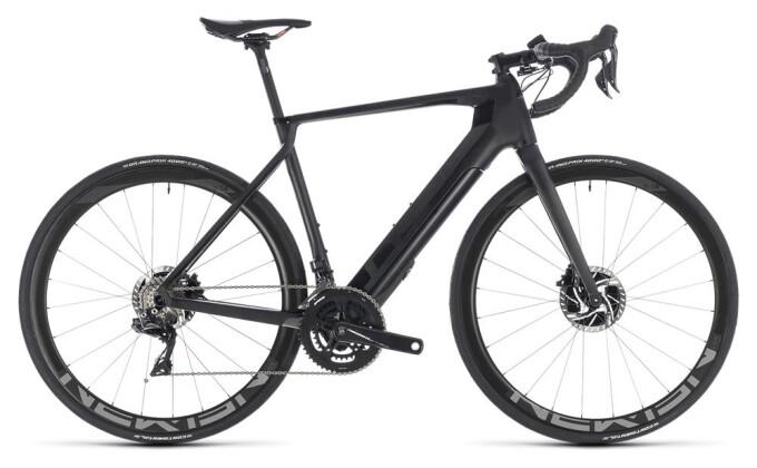 E-Bike Cube Agree Hybrid C:62 SLT Disc black edition 2019
