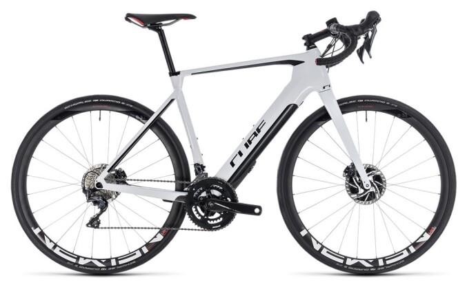 E-Bike Cube Agree Hybrid C:62 SL Disc white´n´black 2019