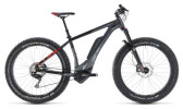 E-Bike Cube Nutrail Hybrid 500 iridium´n´red