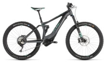 E-Bike Cube Sting Hybrid 140 SL 500 27.5 iridium´n´mint