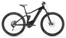 E-Bike Cube Sting Hybrid 120 HPC SL 500 carbon´n´berry