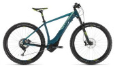 E-Bike Cube Access Hybrid SL 500 KIOX pinetree´n´green