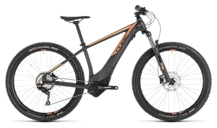 E-Bike Cube Access Hybrid EXC 500 iridium´n´apricot 2019