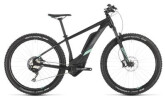 E-Bike Cube Access Hybrid Race 500 black´n´mint