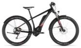 E-Bike Cube Access Hybrid Pro 400 Allroad black´n´coral