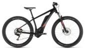E-Bike Cube Access Hybrid Pro 400 black´n´coral