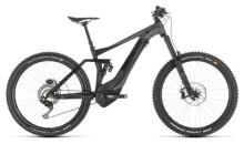 E-Bike Cube Stereo Hybrid 160 SL 500 27.5 black´n´grey