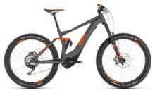 E-Bike Cube Stereo Hybrid 140 TM 500 27.5 grey´n´orange