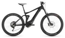 E-Bike Cube Stereo Hybrid 140 SL 500 27.5 black´n´grey