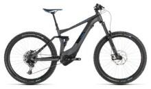 E-Bike Cube Stereo Hybrid 140 Race 500 27.5 iridium´n´blue