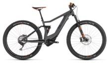 E-Bike Cube Stereo Hybrid 120 HPC TM 500 KIOX grey´n´orange