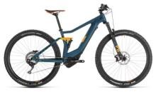 E-Bike Cube Stereo Hybrid 120 HPC SL 500 pinetree´n´orange