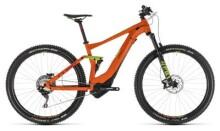 E-Bike Cube Stereo Hybrid 120 Race 500 orange´n´green