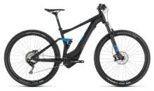 E-Bike Cube Stereo Hybrid 120 Race 500 black´n´blue
