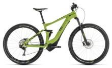E-Bike Cube Stereo Hybrid 120 Pro 500 green´n´iridium