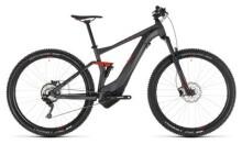 E-Bike Cube Stereo Hybrid 120 Pro 500 iridium´n´red