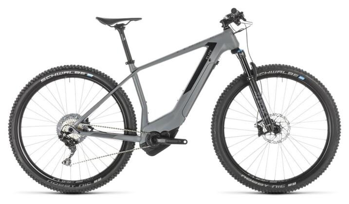 E-Bike Cube Elite Hybrid C:62 SL 500 KIOX 29 grey´n´black 2019