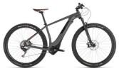 E-Bike Cube Reaction Hybrid SLT 500 KIOX grey´n´red