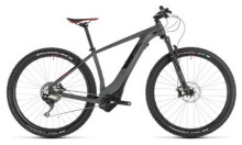 E-Bike Cube Reaction Hybrid SLT 500 grey´n´red