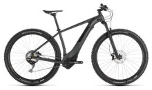 E-Bike Cube Reaction Hybrid SL 500 KIOX iridium´n´black