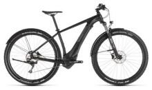 E-Bike Cube Reaction Hybrid EXC 500 Allroad black´n´grey