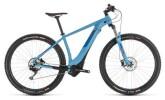E-Bike Cube Reaction Hybrid EXC 500 blue´n´red