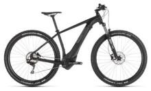E-Bike Cube Reaction Hybrid EXC 500 black´n´grey