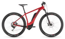 E-Bike Cube Reaction Hybrid Race 500 red´n´red