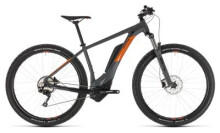 E-Bike Cube Reaction Hybrid Pro 400 grey´n´orange