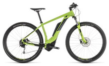 E-Bike Cube Reaction Hybrid ONE 500 green´n´iridium