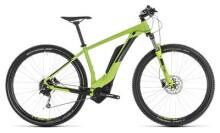 E-Bike Cube Reaction Hybrid ONE 400 green´n´iridium
