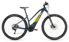 E-Bike Cube Acid Hybrid Pro 400 29 darkblue´n´lime Trapez