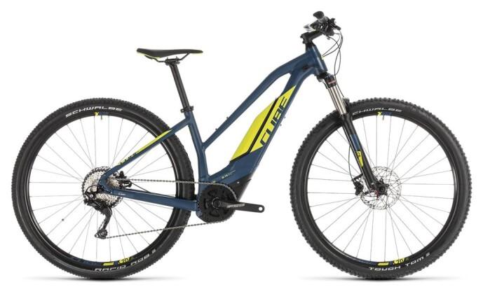 E-Bike Cube Acid Hybrid Pro 400 29 darkblue´n´lime Trapez 2019