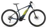 E-Bike Cube Acid Hybrid Pro 400 29 darkblue´n´lime