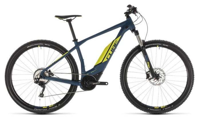 E-Bike Cube Acid Hybrid Pro 400 29 darkblue´n´lime 2019