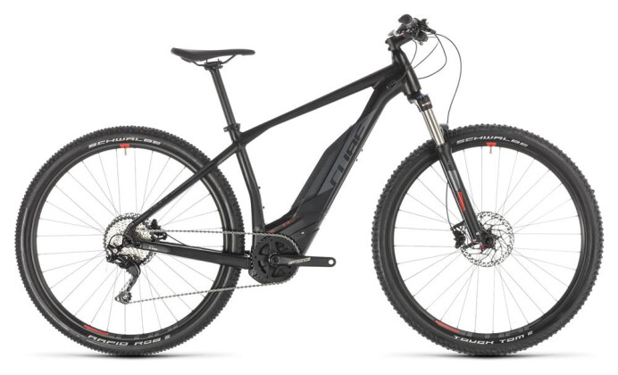 E-Bike Cube Acid Hybrid Pro 500 29 black´n´iridium 2019