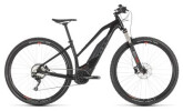 E-Bike Cube Acid Hybrid Pro 400 29 black´n´iridium Trapez