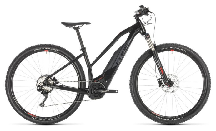 E-Bike Cube Acid Hybrid Pro 400 29 black´n´iridium Trapez 2019