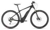 E-Bike Cube Acid Hybrid Pro 400 29 black´n´iridium