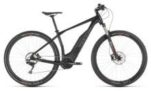 E-Bike Cube Acid Hybrid Pro 400 29 black´n´iridium