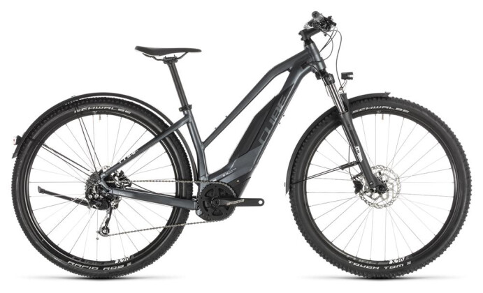 E-Bike Cube Acid Hybrid ONE 500 Allroad 29 grey Trapez 2019