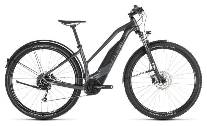 E-Bike Cube Acid Hybrid ONE 400 Allroad 29 grey Trapez 2019