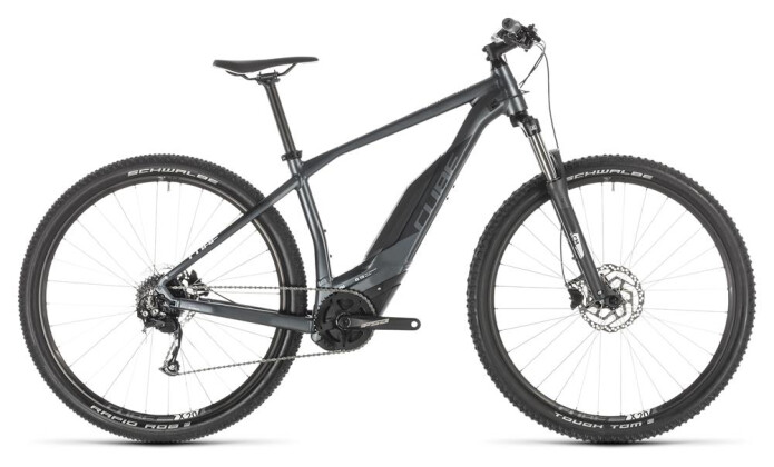 E-Bike Cube Acid Hybrid ONE 500 29 grey´n´white 2019