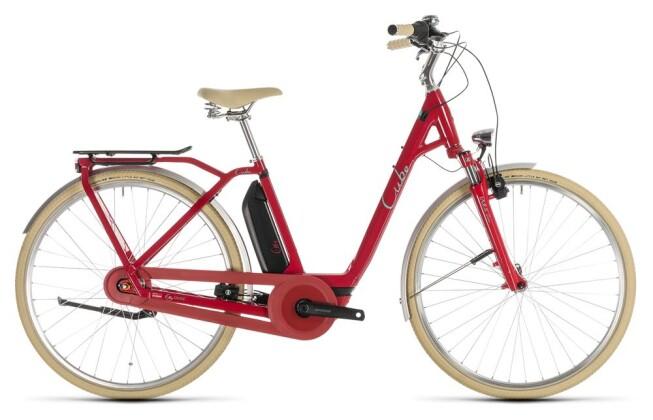 E-Bike Cube Elly Cruise Hybrid 400 red´n´mint 2019