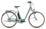 E-Bike Cube Elly Cruise Hybrid 400 pistachio´n´blue
