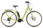 E-Bike Cube Elly Ride Hybrid 500 green´n´black