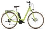 E-Bike Cube Elly Ride Hybrid 400 green´n´black