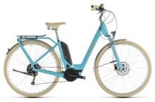 E-Bike Cube Elly Ride Hybrid 400 aqua´n´orange