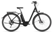 E-Bike Cube Town Sport Hybrid SL 500 black edition Easy Entry